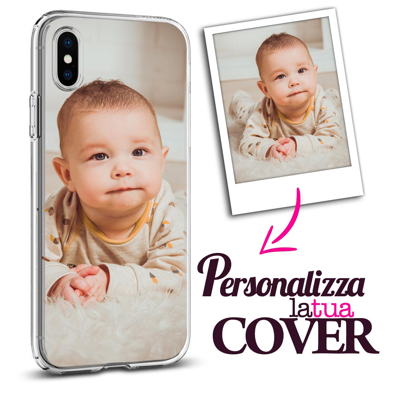 Custodia Cover Personalizzata Foto Per Apple iPhone 12 11 6s 7 8 X ...